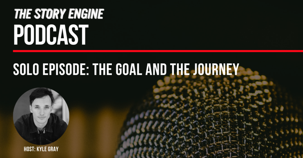 SEP Solo Episode: The Goal And The Journey