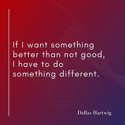 The Power Of Deliberate And Deviant Living With Dallas Hartwig